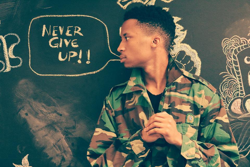 Как научиться не сдаваться
